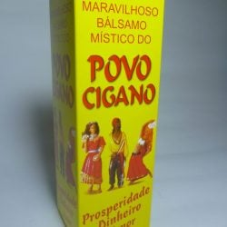 Bálsamo Místico do Povo Cigano